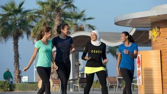 Pasje muzułmanek w kampanii Nike