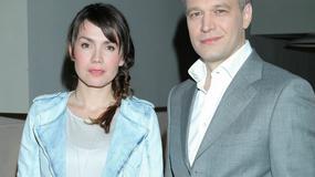 Michał Żebrowski i Olga Bołądź filmowym małżeństwem