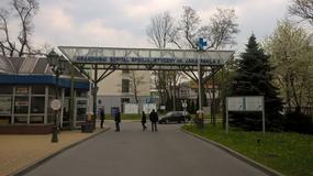 Bezdomni zagrażają szpitalowi Jana Pawła II w Krakowie