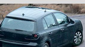 Zdjęcia szpiegowskie: Volkswagen Golf - pierwsze zdjęcia szostej generacji
