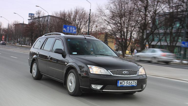 Czy warto kupić używanego Forda Mondeo?