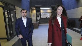 Marta Kaczyńska i Marcin Dubieniecki na pierwszej rozprawie rozwodowej. Te zdjęcia sporo zdradzają…