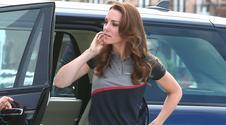 Księżna Kate w sportowym wydaniu. Wciąż piękna?