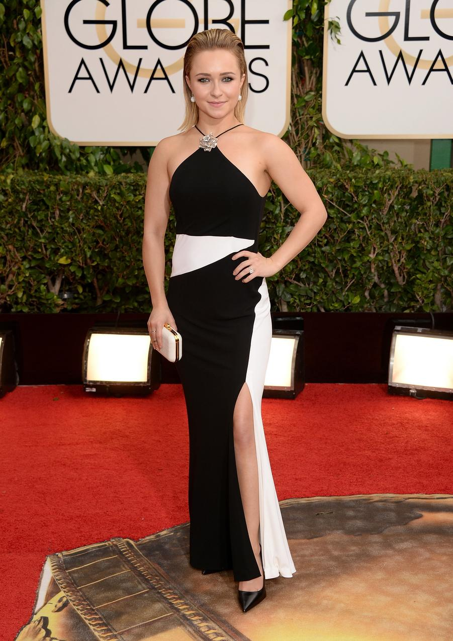 Hayden Panettiere w kreacji Toma Forda / Getty Images