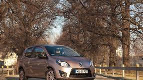 Renault Twingo Miss Sixty: różowa puderniczka
