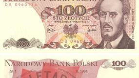 To już 20 lat. Pamiętasz jeszcze stare banknoty?