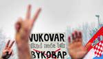 U Zagrebu nasilno skinuta trojezična tabla Srpskog demokratskog foruma