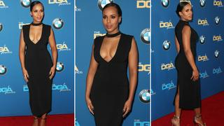 Best Look: Kerry Washington w sukience Sally LaPointe