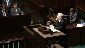 Nieoczekiwany ruch Kaczyńskiego w Sejmie