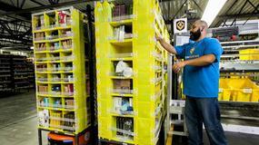 Amazon zastąpi pracowników robotami