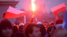 Marsz Niepodległości 2014. Zobacz, jak przebiega