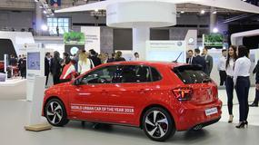 Volkswagen podczas Poznań Motor Show