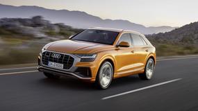 Audi Q8 – SUV w modnym wydaniu