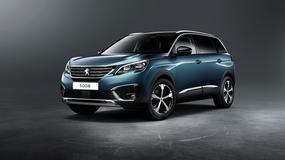 Nowy Peugeot 5008 za 99,9 tys. zł (polskie ceny)