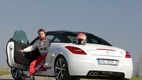 Test Peugeota RCZ: lew musi mieć pazur