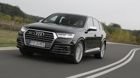 Audi SQ7: marzenie każdego fana SUV-ów