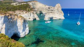 Cyklady - greckie wyspy idealne