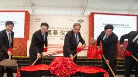 Jaguar Land Rover z Chery wkracza do Chin