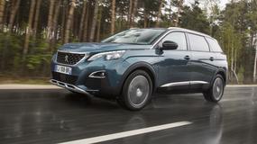 Nowy SUV Peugeot 5008 - rodzinny samochód na baaardzo długie podróże