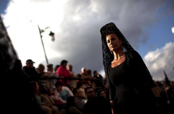 Wielki Tydzień w Maladze