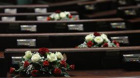 Sejm w żałobie