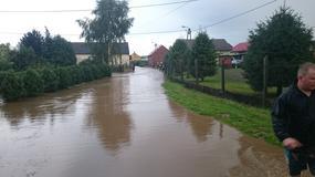 Opolskie: w gminie Kietrz liczą straty po podtopieniach