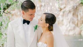 Miłość w blasku fleszy: Wojciech Szczęsny i Marina Łuczenko-Szczęsna
