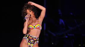 Rihanna podupada na zdrowiu