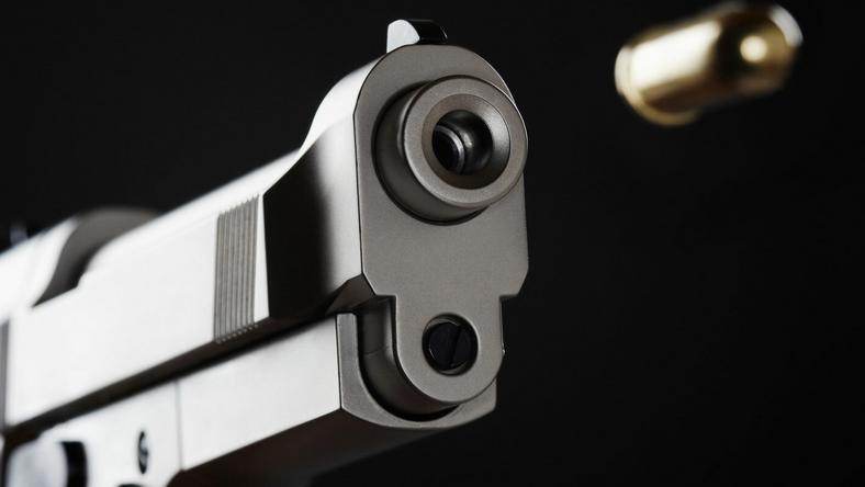 Egy ember meghalt a lövöldözésben /Fotó: Northfoto - illusztráció