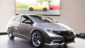 Honda Civic Tourer Concept: dynamiczne kombi