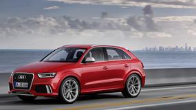 Audi RS Q3: prekursor