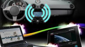 Samochód w sieci: internet na pokładzie