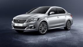 Peugeot 301 FL - unowocześniony sedan