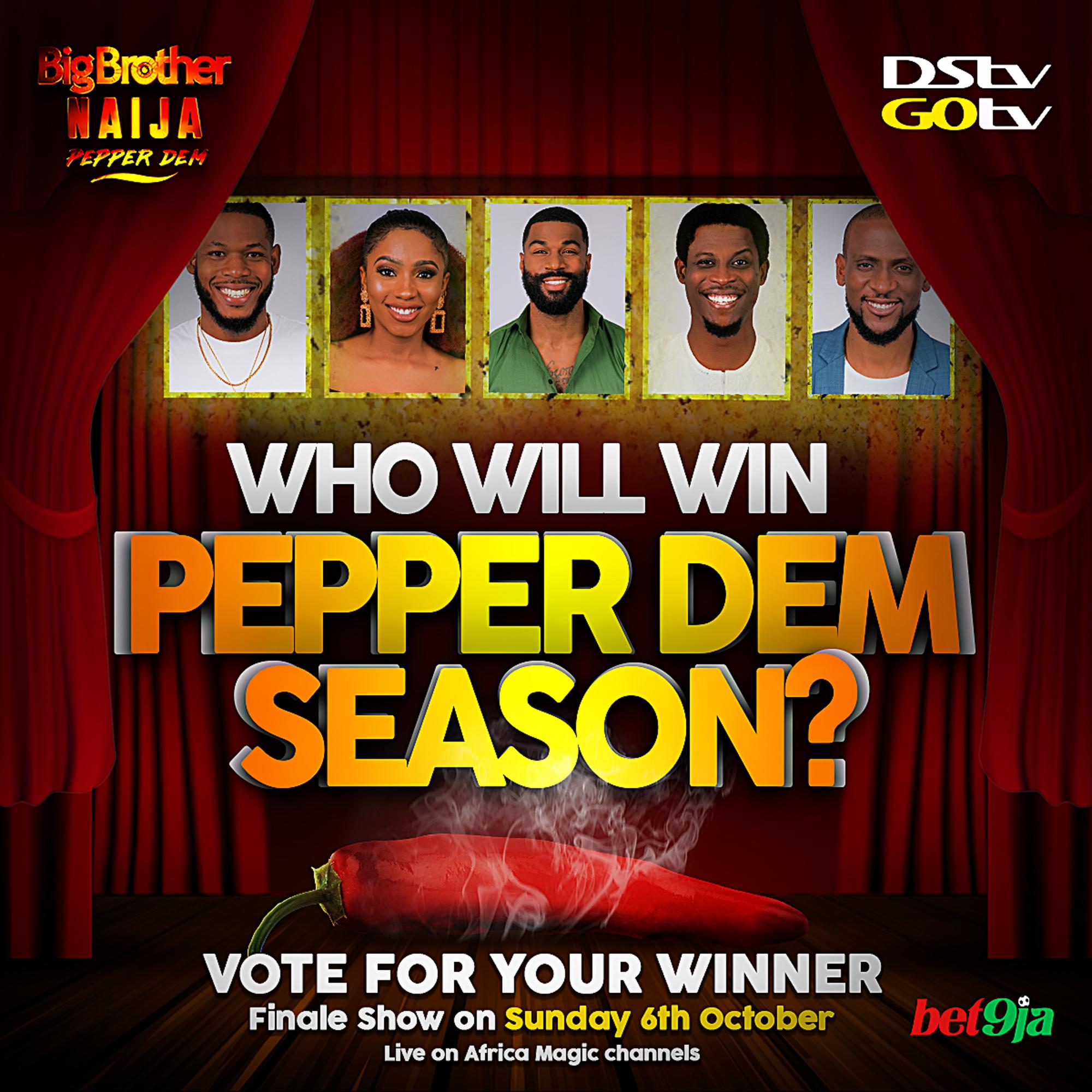 Pepper Dem Winner