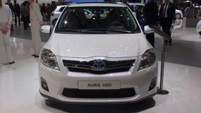 Toyota Auris HSD (Genewa 2010)