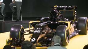 Renault wraca do F1 - nowy bolid!