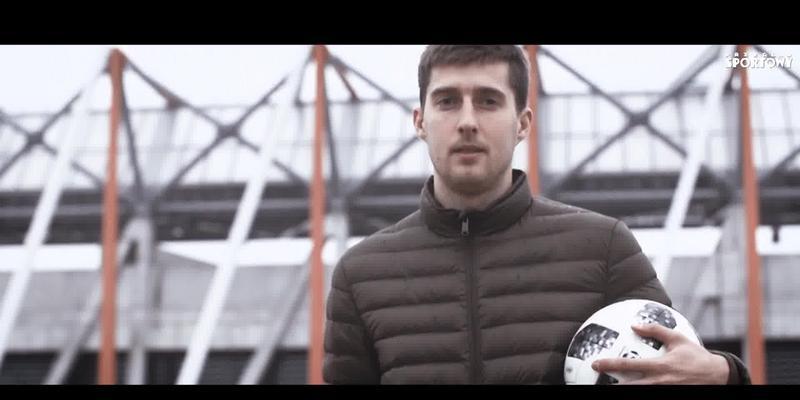 Taras Romanczuk - nowa twarz reprezentacji Polski