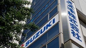 Suzuki przyznaje się do manipulacji danymi dot. spalania