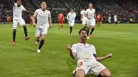 Liga Europy: Liverpool pokonany, Sevilla podnosi puchar po raz trzeci z rzędu