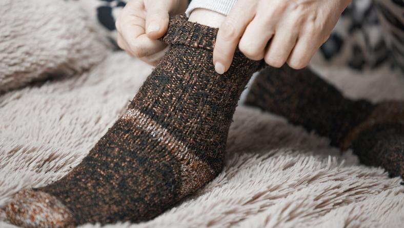 Elég egy hajtogatási módszer ahhoz, hogy ne hagyják el a zokni pátját/ Fotó: Northfoto