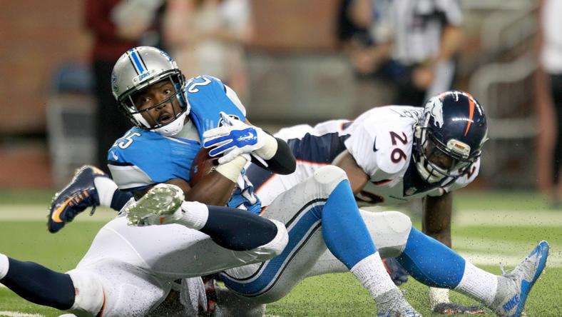 A Carolina Panthers az egyik döntős / Fotó: AFP