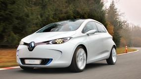 Elektryczny Renault Zoe przyjedzie do nas z kraju Asteriksa i Obeliksa