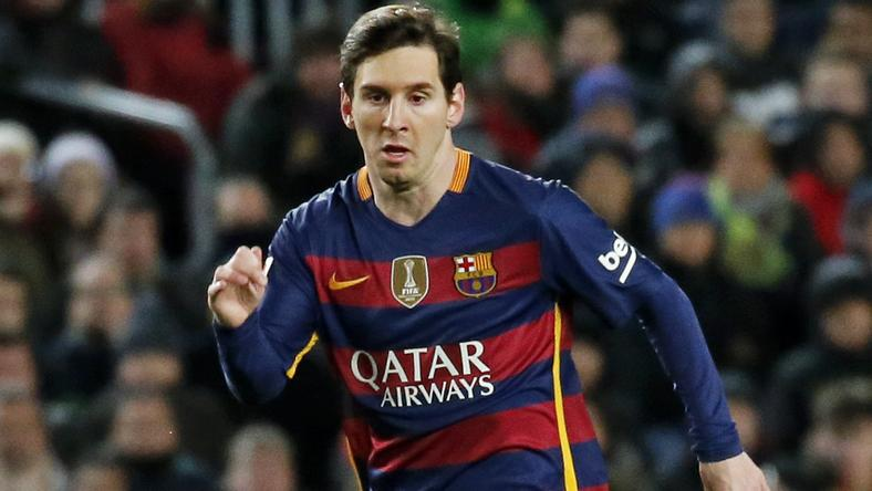 Messi újabb tizenegyest rontott el /Fotó: AFP