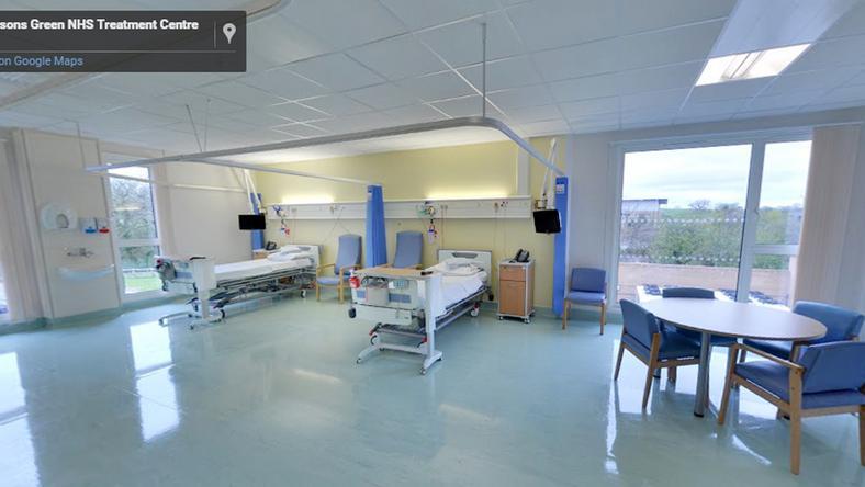 Ilyen egy kórterem külföldön: Hargitai doktor kórházában akár enni is lehetne a földről