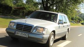 Mercedes E 220 T (S124): Nie tylko dla taksówkarza
