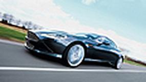 Aston Martin Rapide - Familijne Porsche z Anglii