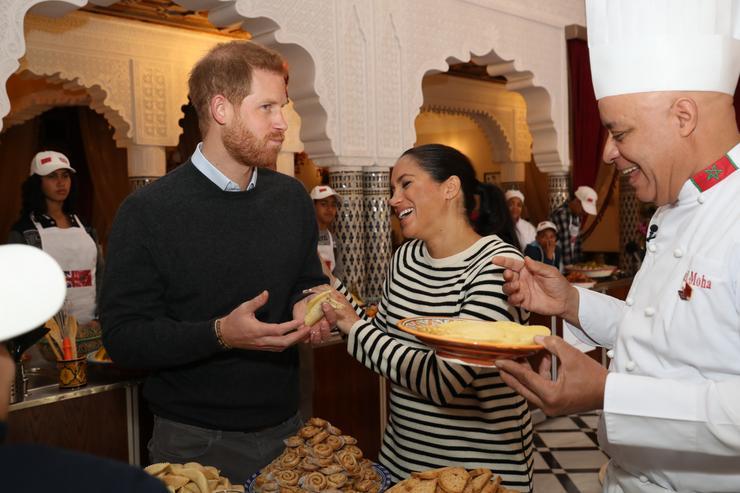 Ők ketten a brit uralkodói család manapság legnagyobb figyelemmel követett tagjai /Fotó: Northfoto