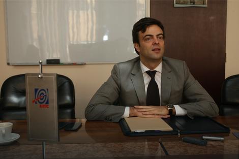 Aleksandar Obradović, generalni direktor Elektroprivrede Srbije