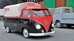 Volkswagen T1 Transporter - już wtedy był numerem jeden