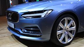 Volvo S90 - rośnie konkurencja w klasie premium (Detroit 2016)
